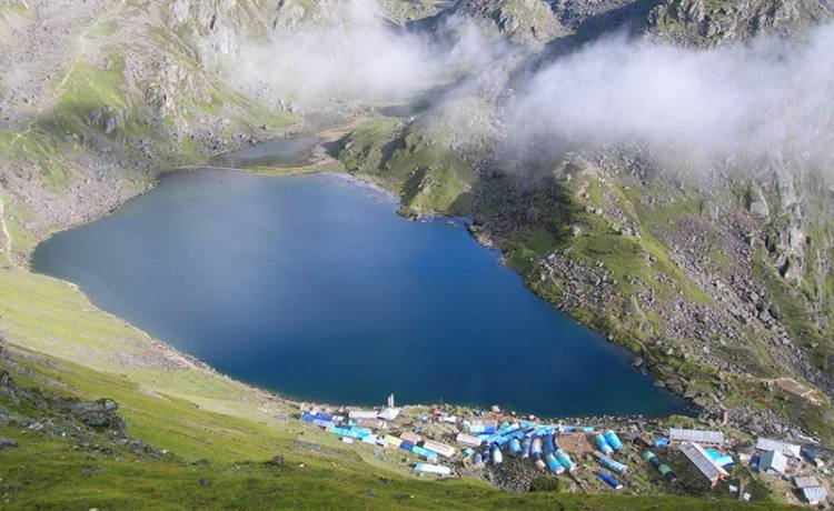 Langtang, Helambu and Gosainkunda Lake Trek